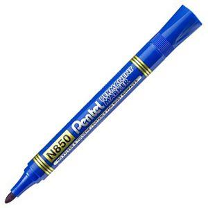 Pentel N850圓頭油性筆1.9-藍