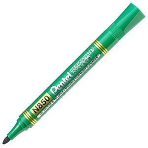 Pentel N850圓頭油性筆1.9-綠