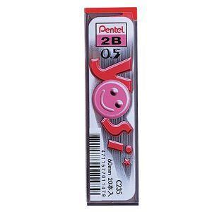 Pentel C235自動鉛筆芯0.5-2B