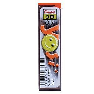 Pentel C235自動鉛筆芯0.5-3B