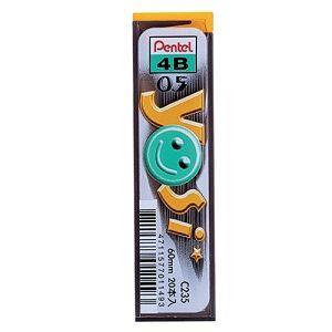 Pentel C235自動鉛筆芯0.5-4B
