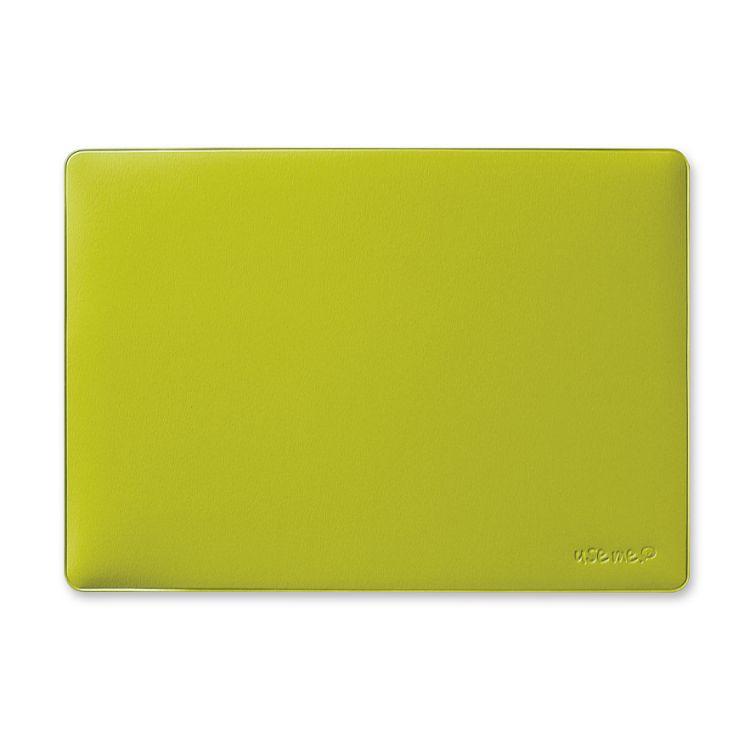 USE ME A4皮質滑鼠墊-綠