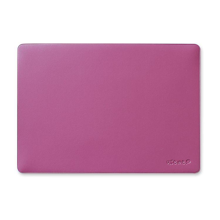 USE ME A4皮質滑鼠墊-紫
