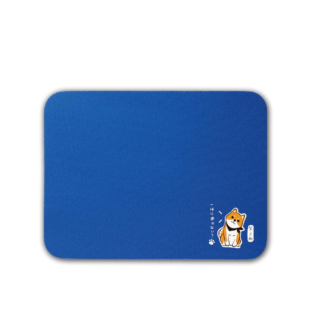 柴之助滑鼠墊-藍
