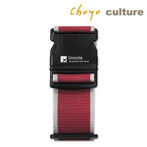 時尚風--行李箱束帶/100CM-C灰紅