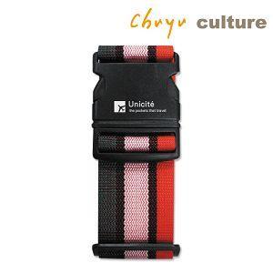 時尚風--行李箱束帶/100CM-F綠粉
