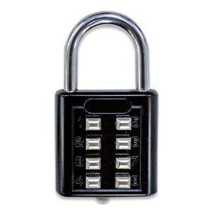 按鍵密碼鎖/四碼-素雅-C黑