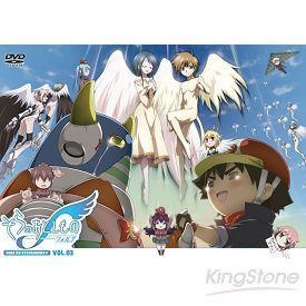 天降之物f VOL.3 DVD