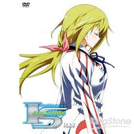 IS (Infinite Stratos) VOL.4 DVD+收藏盒
