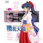 DVD-櫻花大戰(1)~(9) 特價套裝