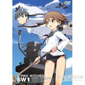 Strike Witches 強襲魔女-01 DVD