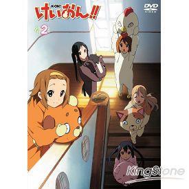 K-ON!!輕音部P2 VOL-2 DVD