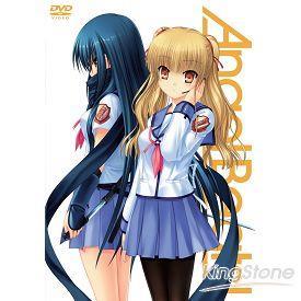 天使的脈動 Angel Beats! VOL-4 DVD