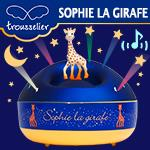Lumitusi- 旋轉吧!蘇菲長頸鹿音樂星星投射夜燈