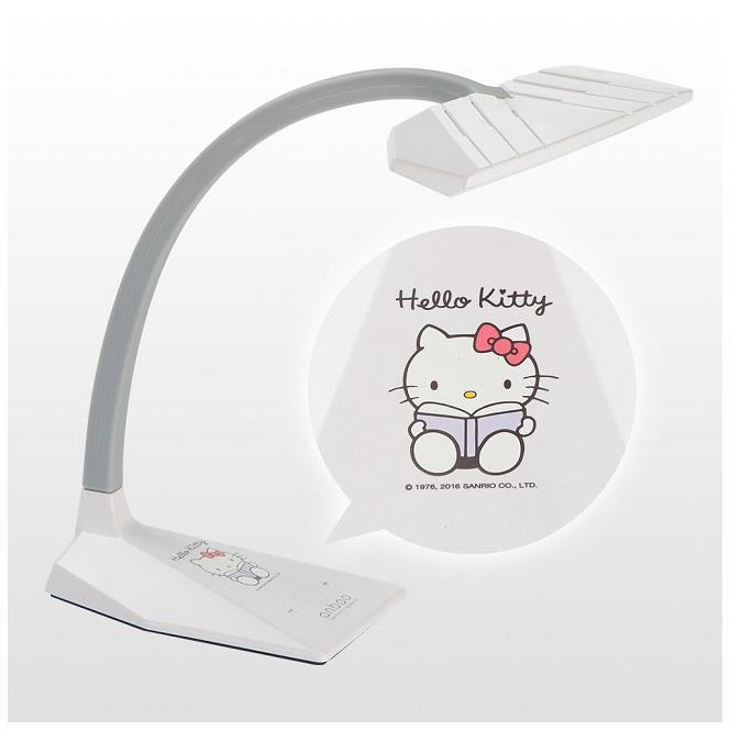 anbao安寶 Hello Kitty LED護眼檯燈 – 變色龍系列(白)
