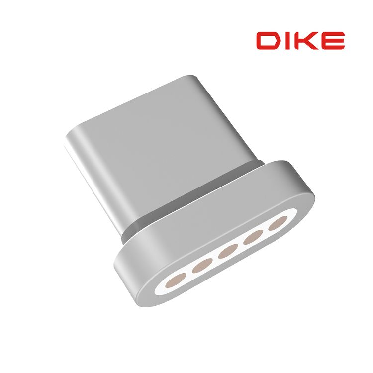 DIKE DLC200 超強磁力Type-C磁吸頭