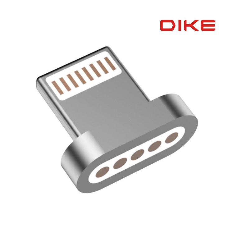 DIKE DLA200 超強磁力Lightning磁吸頭