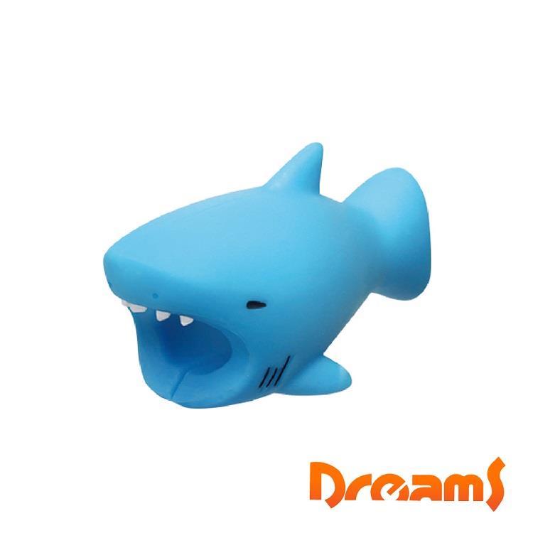 Dreams iphone專用咬線器 慵懶動物園 牙齒痛鯊魚