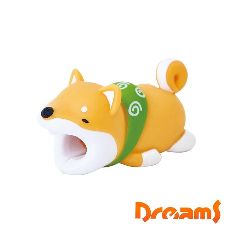 Dreams iphone專用咬線器 日式和風 第四彈 柴犬