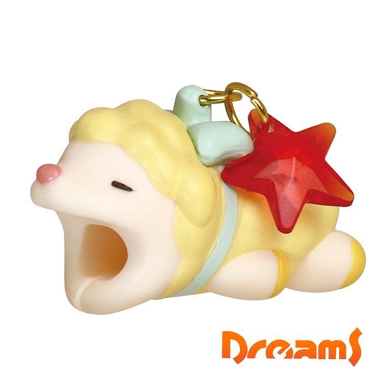Dreams iphone專用咬線器 可愛動物園 綿羊