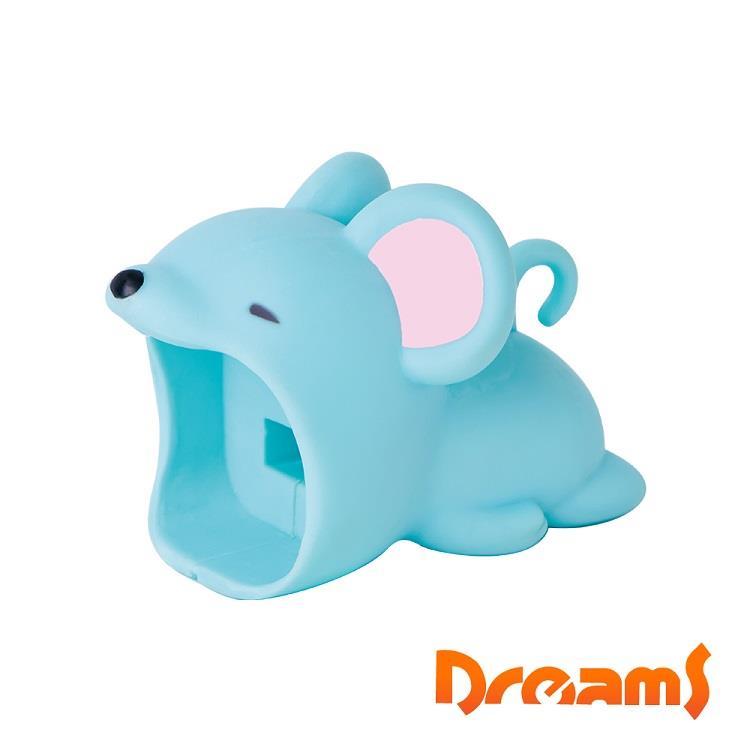 Dreams Apple專用大嘴巴插座套 老鼠