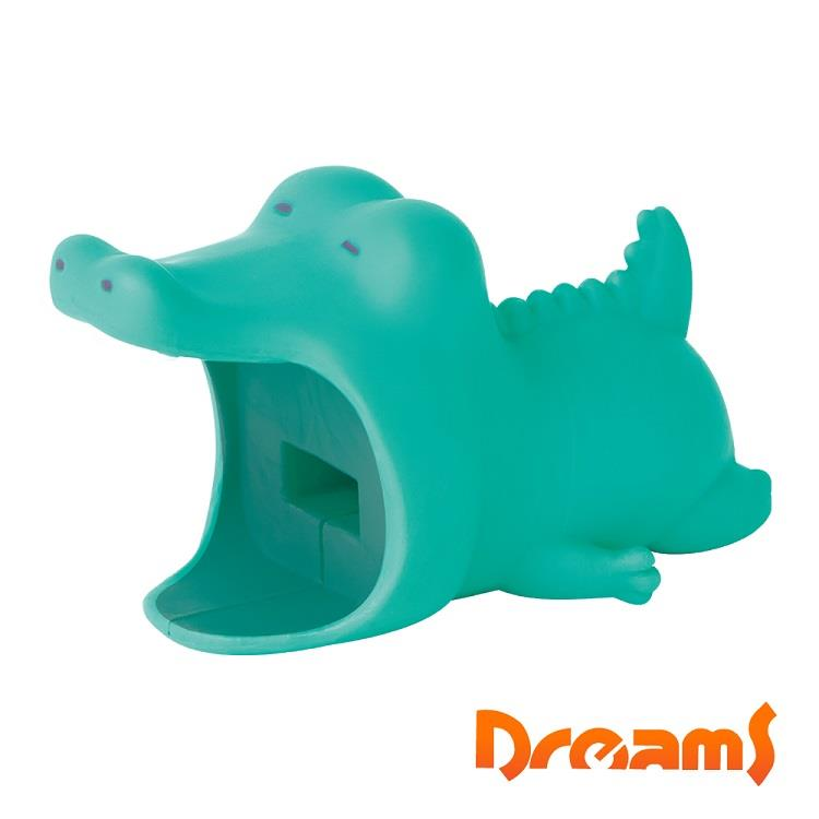 Dreams Apple專用大嘴巴插座套 鱷魚