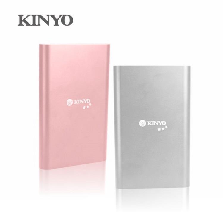 【KINYO】KPB-110高容量10000型行動電源