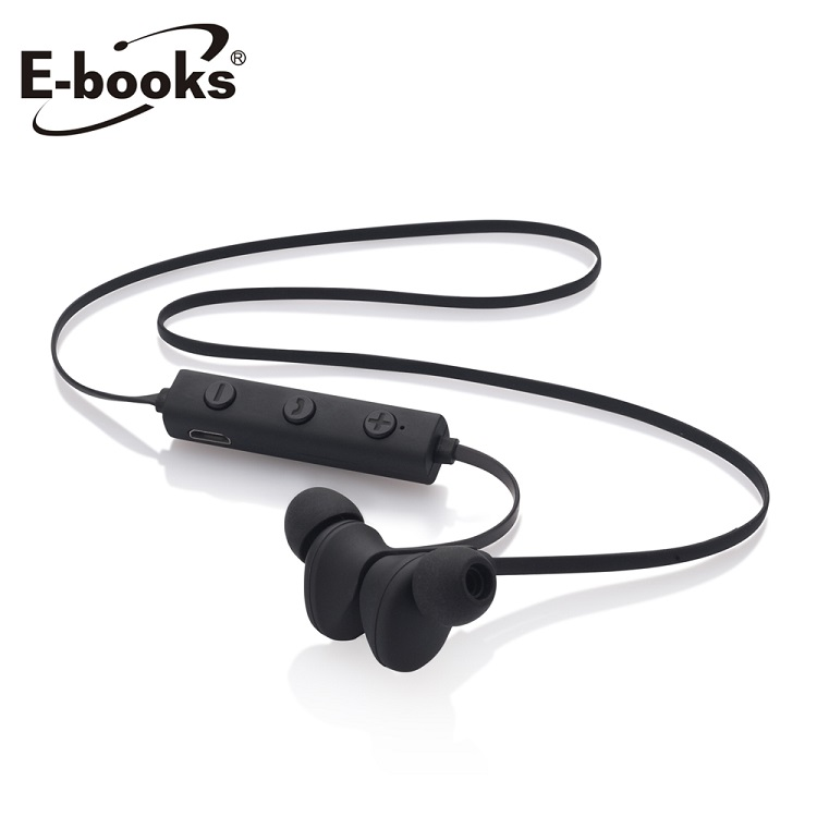 E-books SS3 藍牙運動美學磁吸耳機