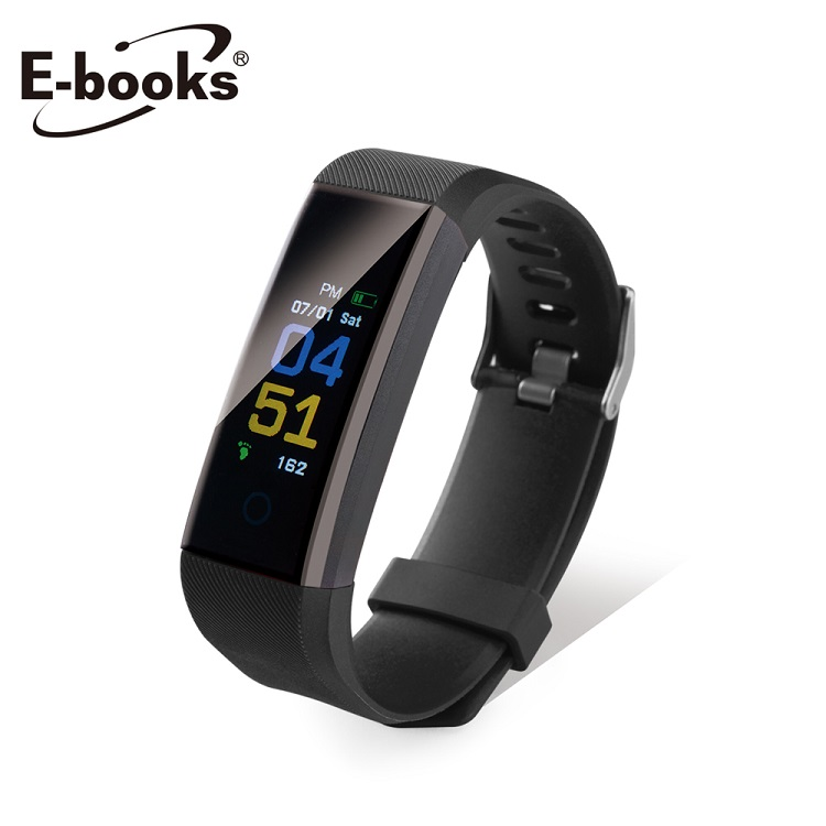 E-books V5 藍牙多功能運動智慧手環