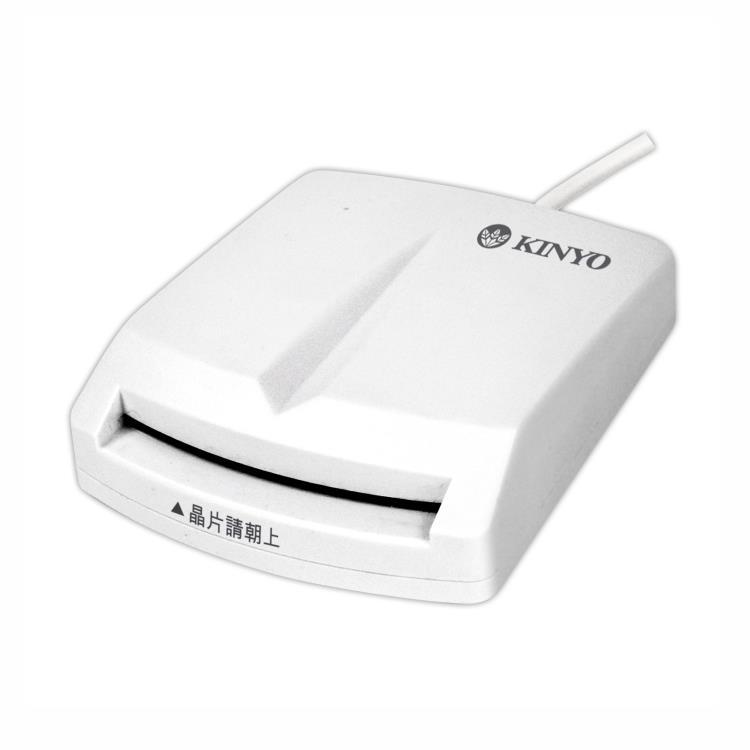 【KINYO】KCR350晶片讀卡機