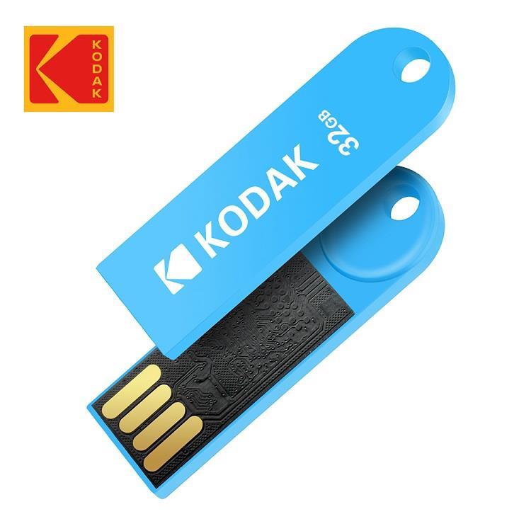 Kodak USB2.0 K212 32GB 藍色随身碟