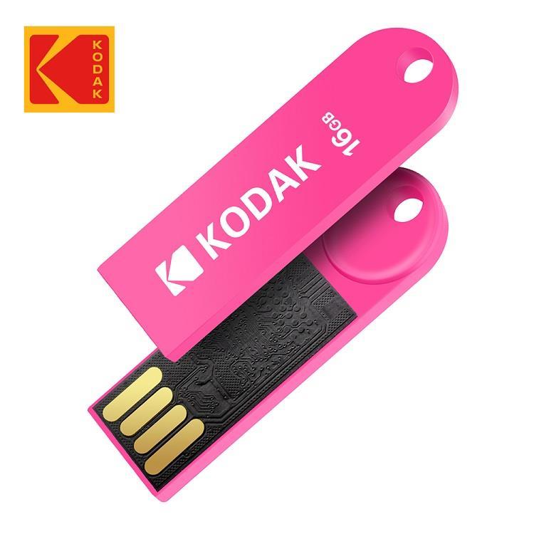Kodak USB2.0 K212 16GB 玫红色随身碟