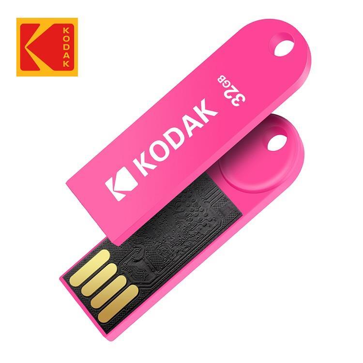 Kodak USB2.0 K212 32GB玫红色随身碟