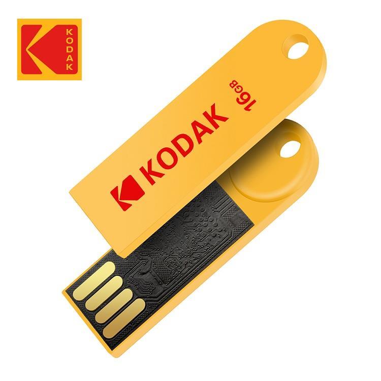 Kodak USB2.0 K212 16GB 黄色随身碟
