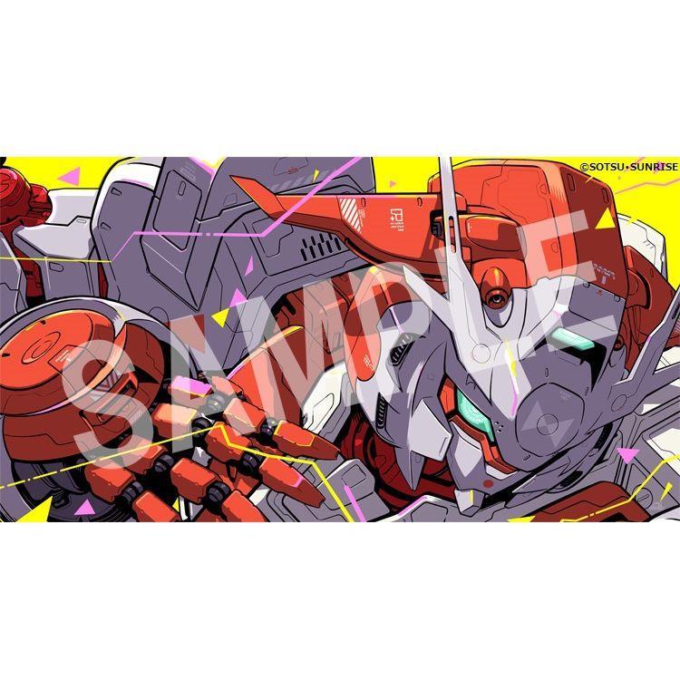 《劇場版 鋼彈 Reconguista in GⅡ》「貝利擊進」Blu-ray  Perfect Pack(初回限定生產版)