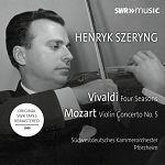 謝霖演奏韋瓦第《四季》、莫札特第五號小提琴協奏曲