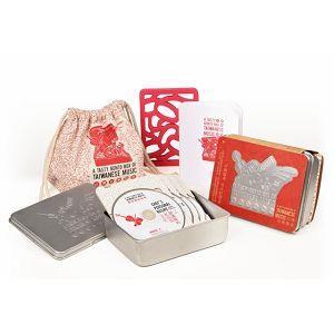 台灣音樂便當 (4CD)