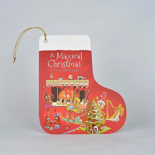 郭虔哲〈大提琴家族:魔幻聖誕〉