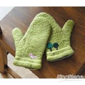 暖暖護手套(綠色)