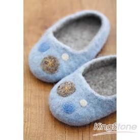 保暖室內拖鞋(小孩鞋)