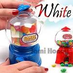 Yummy草莓水果迷你糖果扭蛋機玩具存錢筒(隨機出貨)