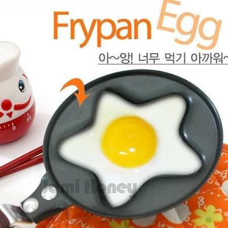 造型煎蛋鍋(五角星)