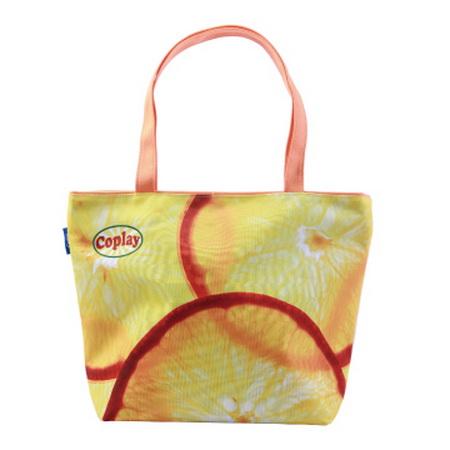 【COPLAY設計包】JUICY-橙 托特包