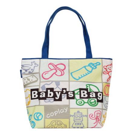 【COPLAY設計包】寶貝購物表 托特包
