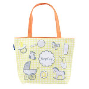 【COPLAY設計包】寶貝童年 托特包