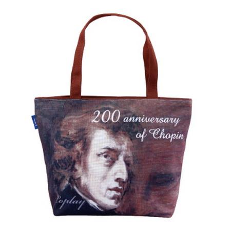 【COPLAY設計包】蕭邦200週年 托特包
