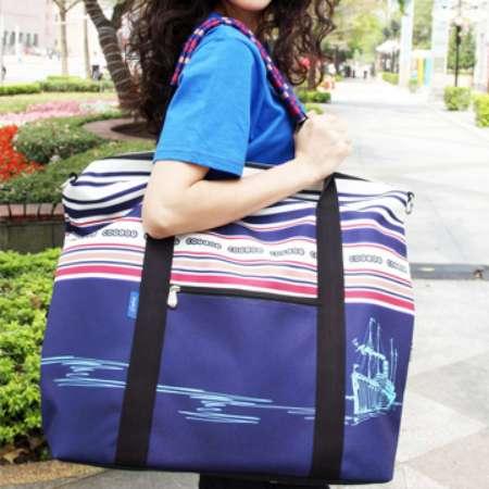 【COPLAY設計包】海濱風 旅行袋