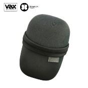 VAX 愛麗包硬殼防水相機包-附背帶及掛鉤-灰色