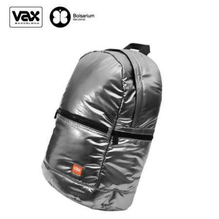 VAX 經典時尚輕捷後背包-金屬灰