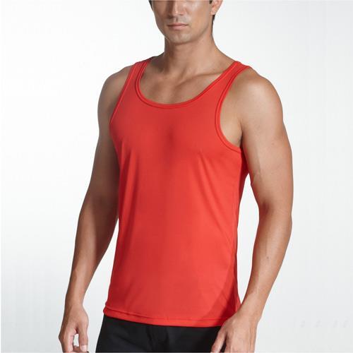 【三槍牌】時尚經典排汗速乾型男E棉背心~3件組(XL)